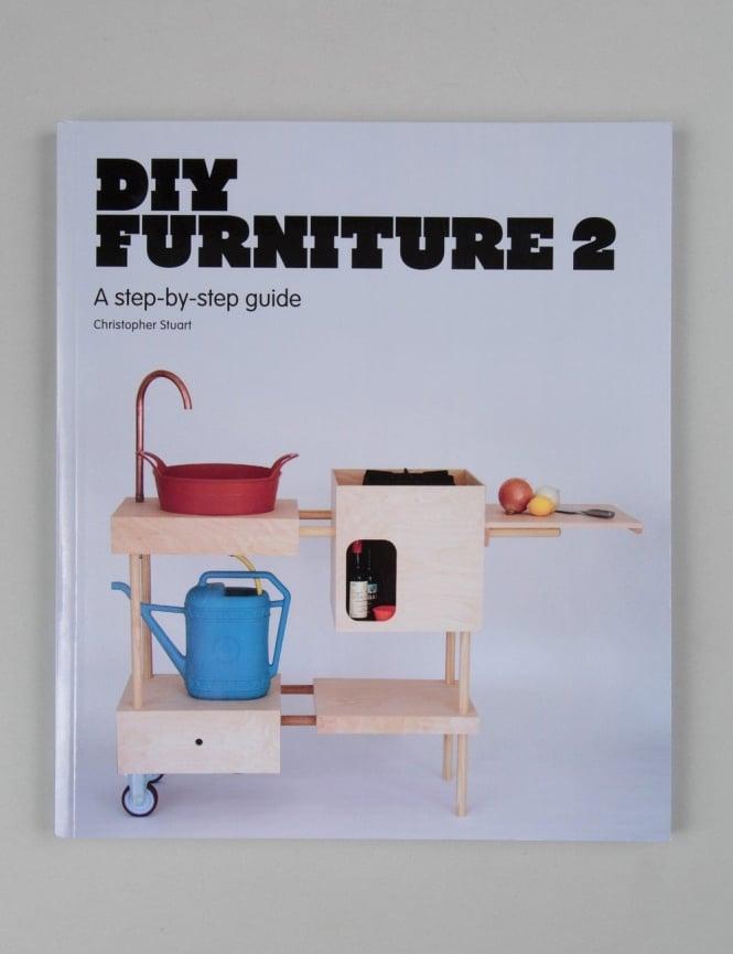 Thames and Hudson DIY Furniture 2 Book