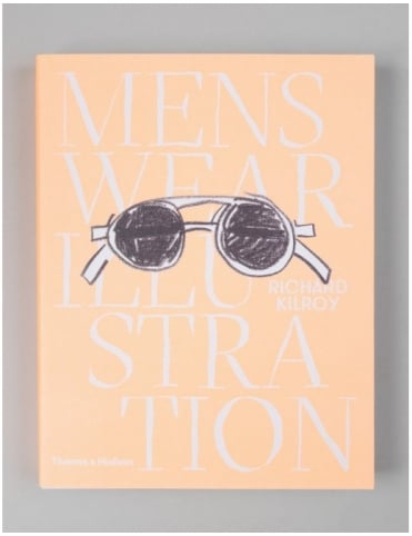 Menswear Illustration Book