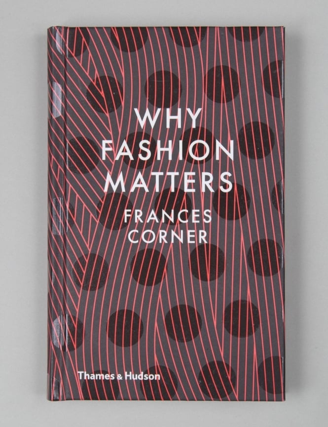 Thames and Hudson Why Fashion Matters Book