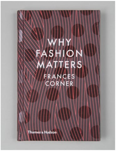 Why Fashion Matters Book