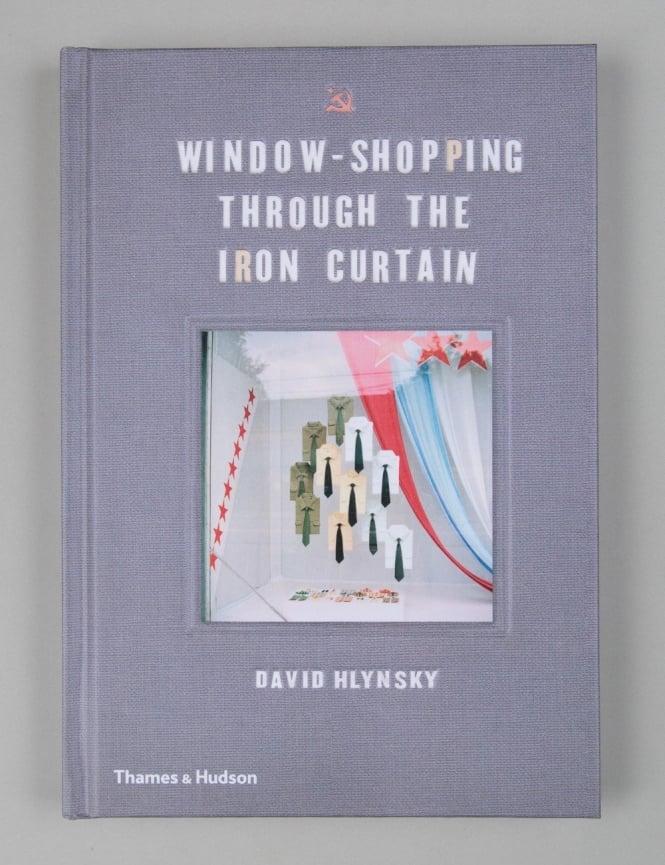 Thames and Hudson Window Shopping - Through The Iron Curtain Book