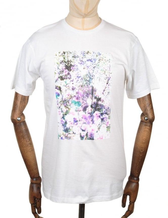 The Quiet Life Hunington Photo T-shirt- White