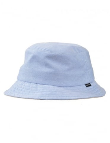 Oxford Bucket Hat - Blue