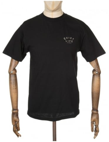 The Quiet Life Standard T-shirt - Black