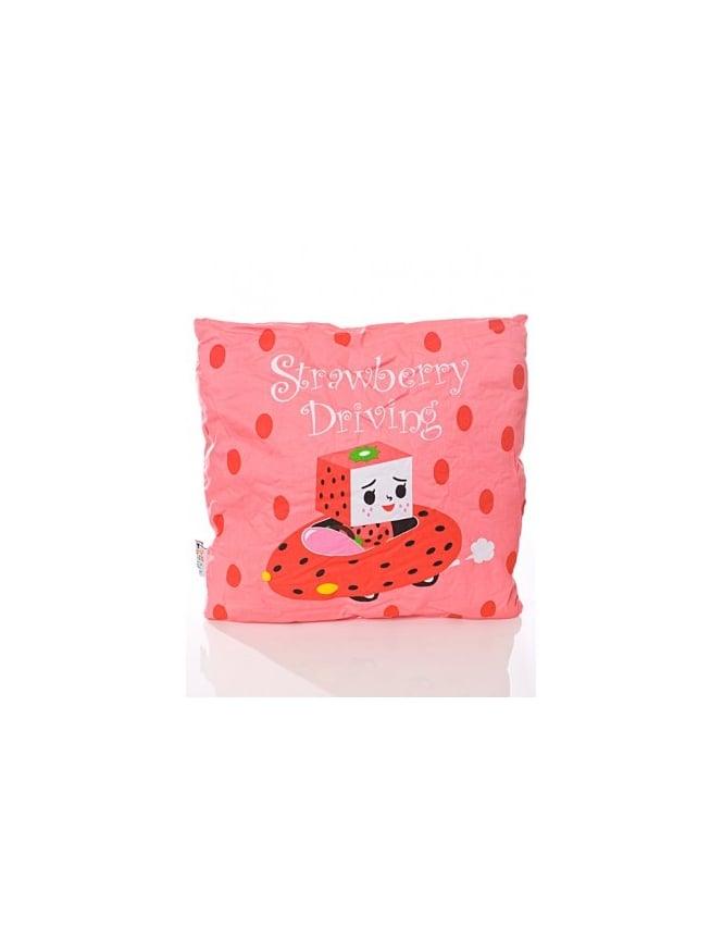ToFu Cushion - Pink