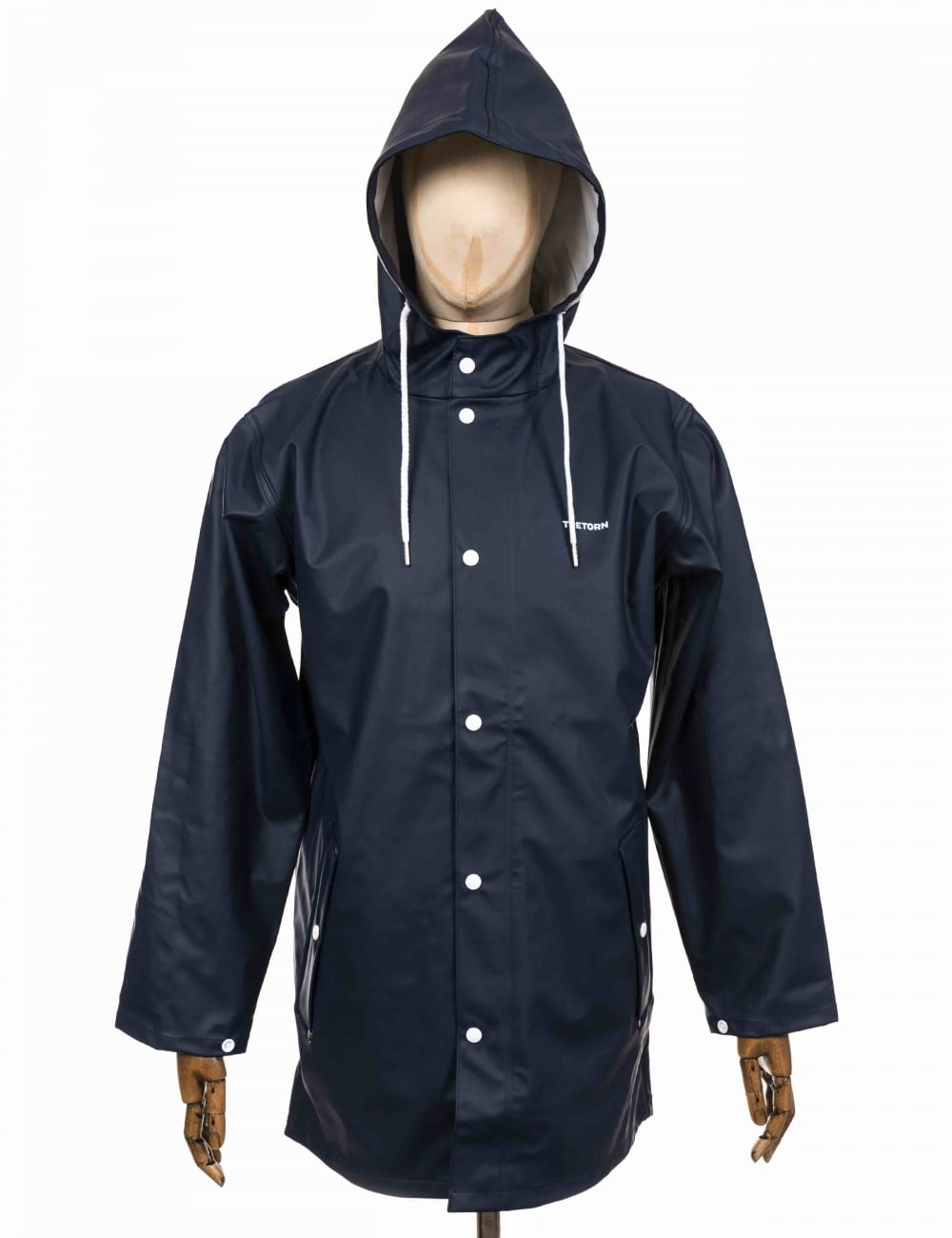 7a9af4a1ff1a3 Tretorn Wings Rain Coat - Navy - Clothing from Fat Buddha Store UK