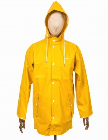 Wings Rain Coat - Spectre Yellow