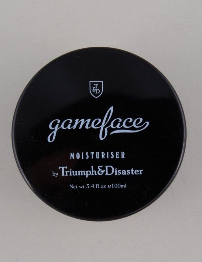 Triumph & Disaster Gameface Facial Moisturiser - Jar