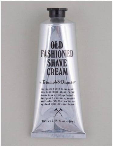 Triumph & Disaster Old Fashioned Shave Cream - Tube