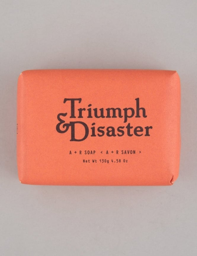 Triumph & Disaster Soap Bar - A+R Soap