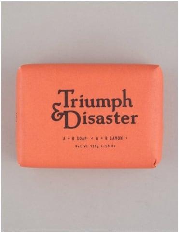 Triumph & Disaster Soap Bar - A+R Soap