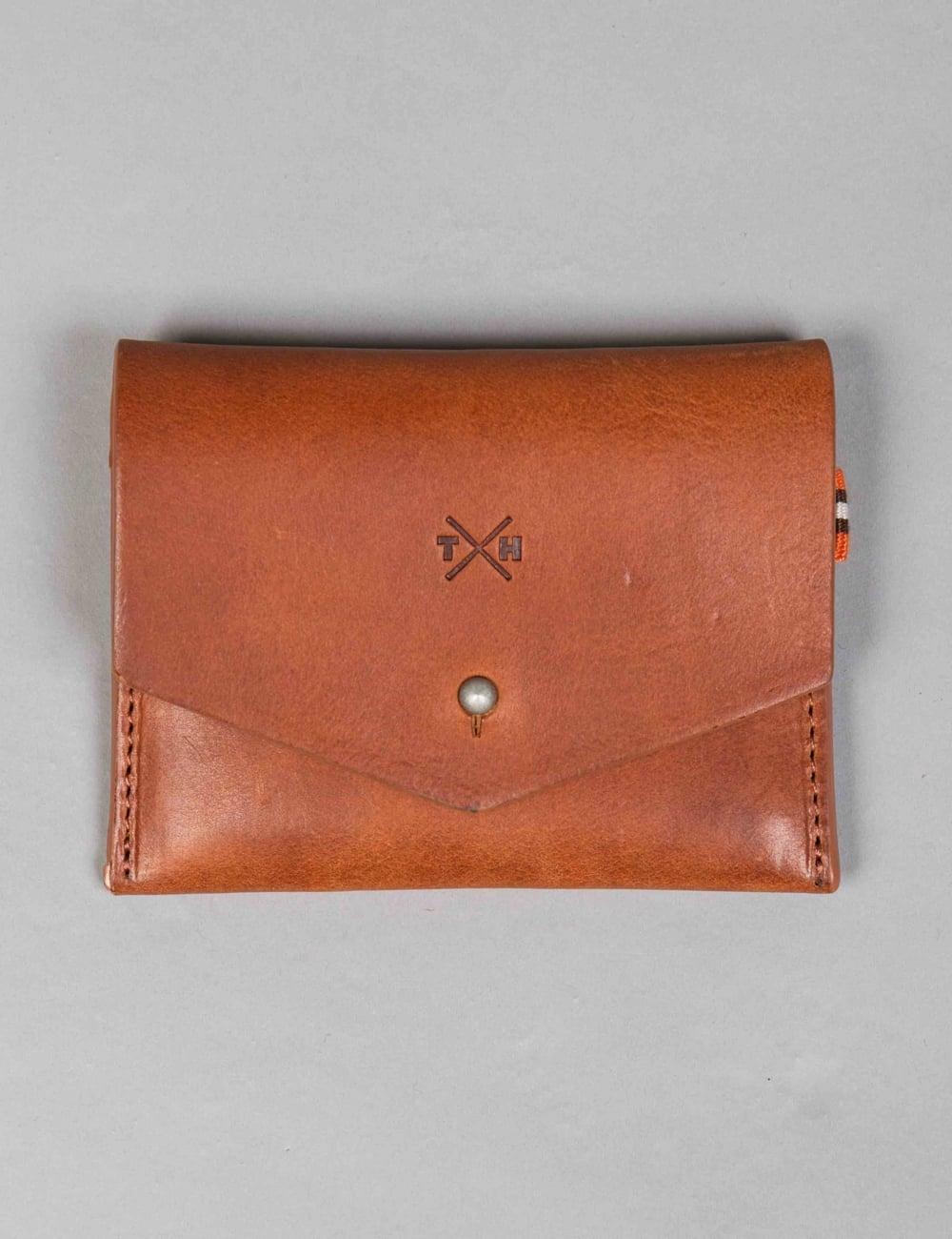 fashion style choose newest enjoy lowest price Chukka Leather Slim Wallet - Tan