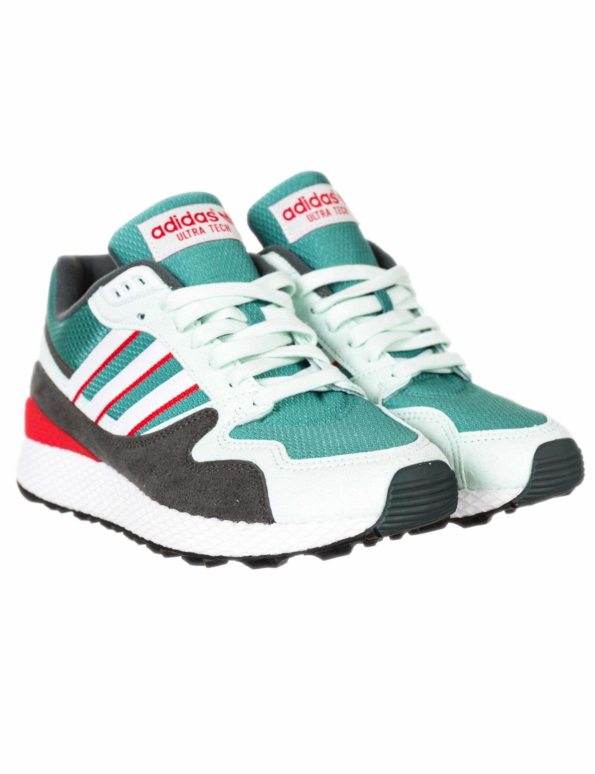 tema Religioso propiedad  Adidas Originals Ultra Tech Trainers - True Green - Footwear from ...