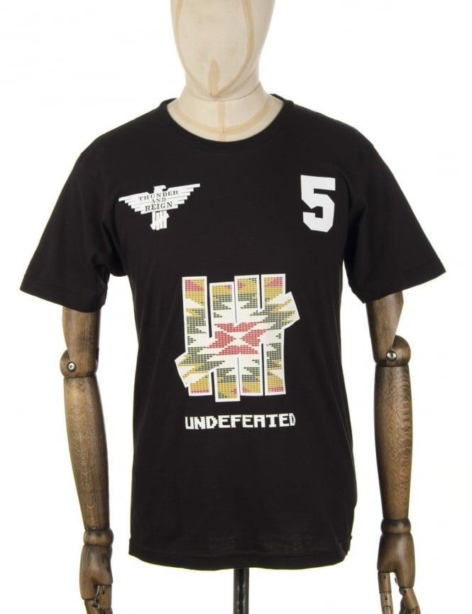Undefeated Plains T-shirt - Black