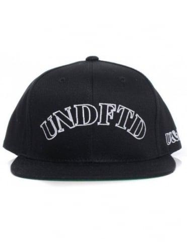 Undefeated U&D Starter BallCap - Black