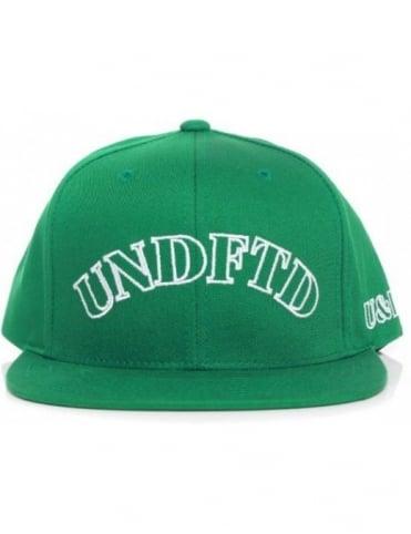 Undefeated U&D Starter BallCap - Green