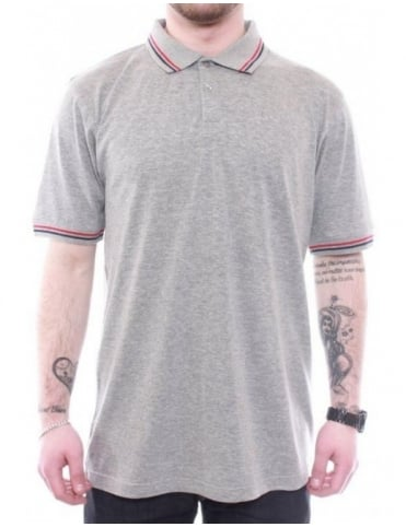 UND Polo - Grey Heather
