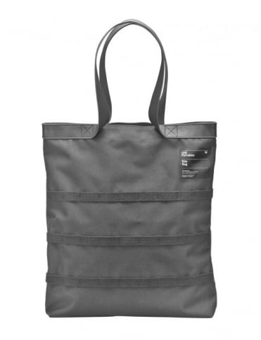 Unit Portables Unit 16 Tote Bag- Charcoal