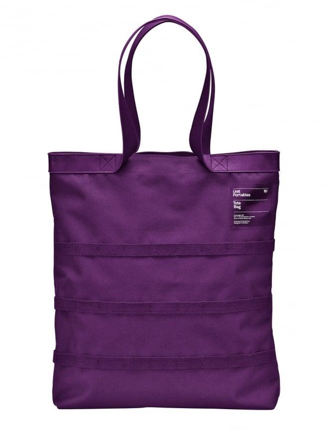 Unit Portables Unit 16 Tote Bag - Purple