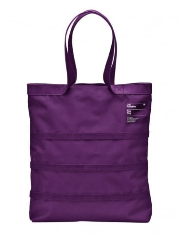 Unit 16 Tote Bag - Purple