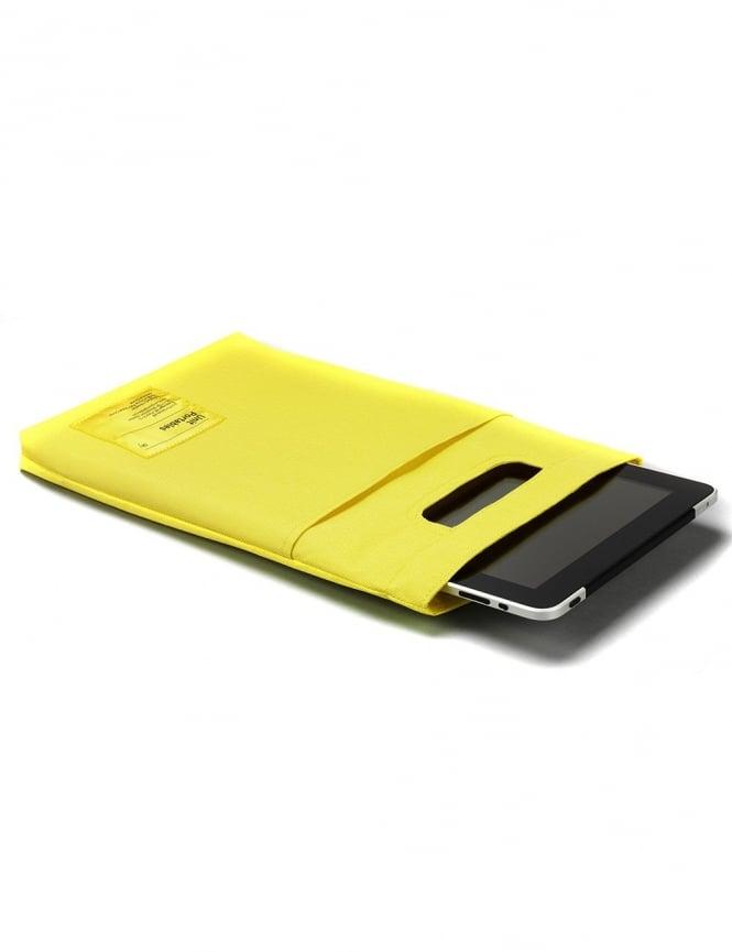 Unit Portables Unit 4 - iPad Bag - Yellow