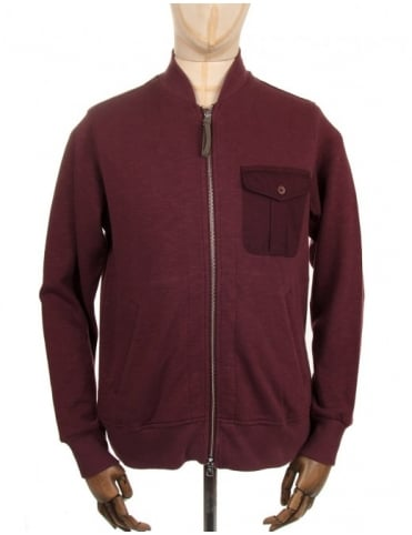 Bomber Jacket - Port