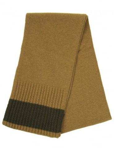 Universal Works Scarf - Olive