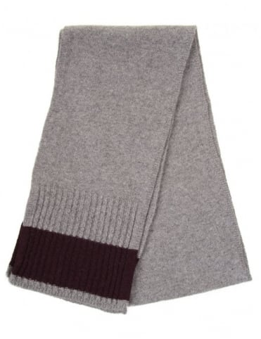 Universal Works Scarf - Pale Grey
