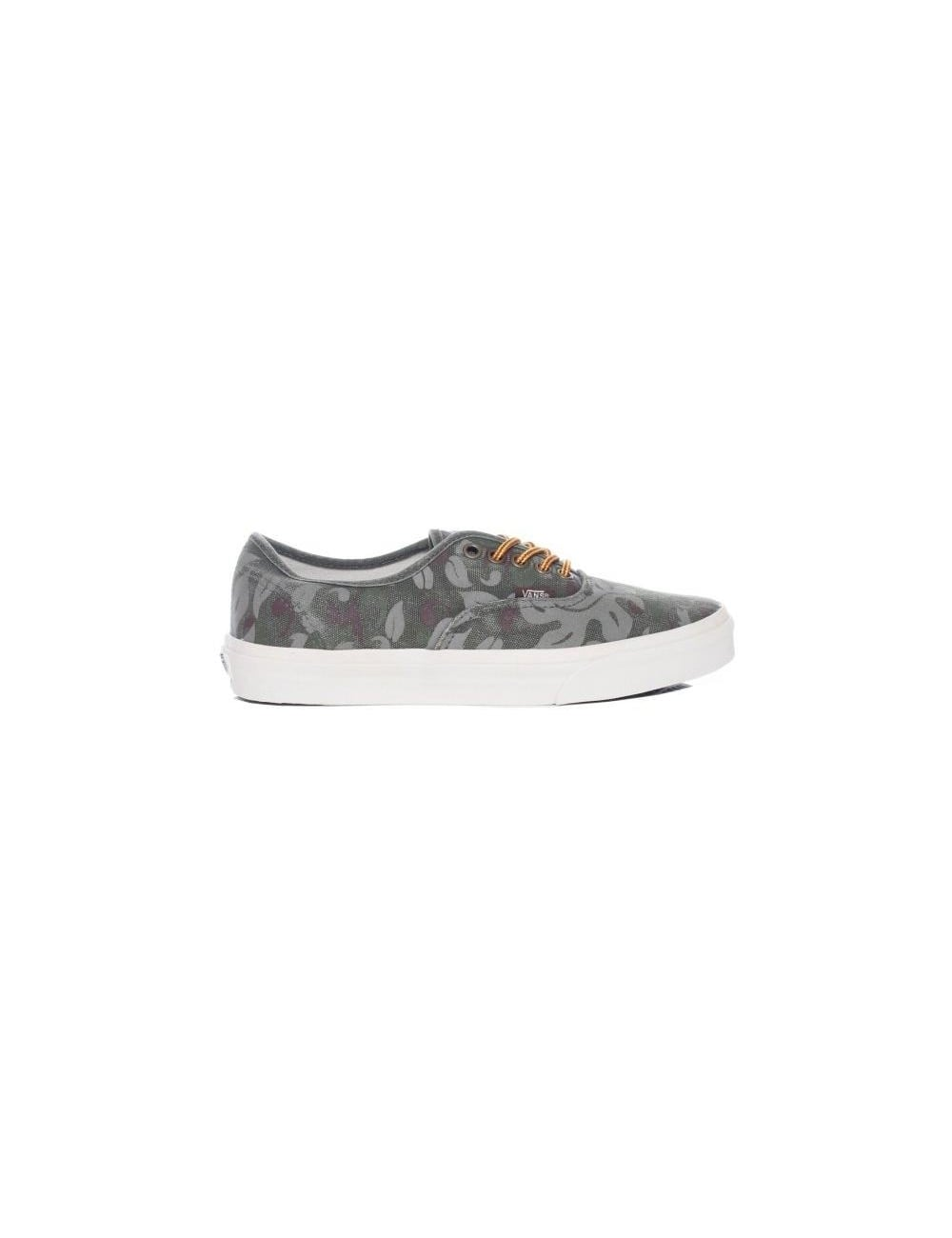 b0b07aa83a0 Vans California Authentic CA - Floral Camo - Footwear from Fat ...