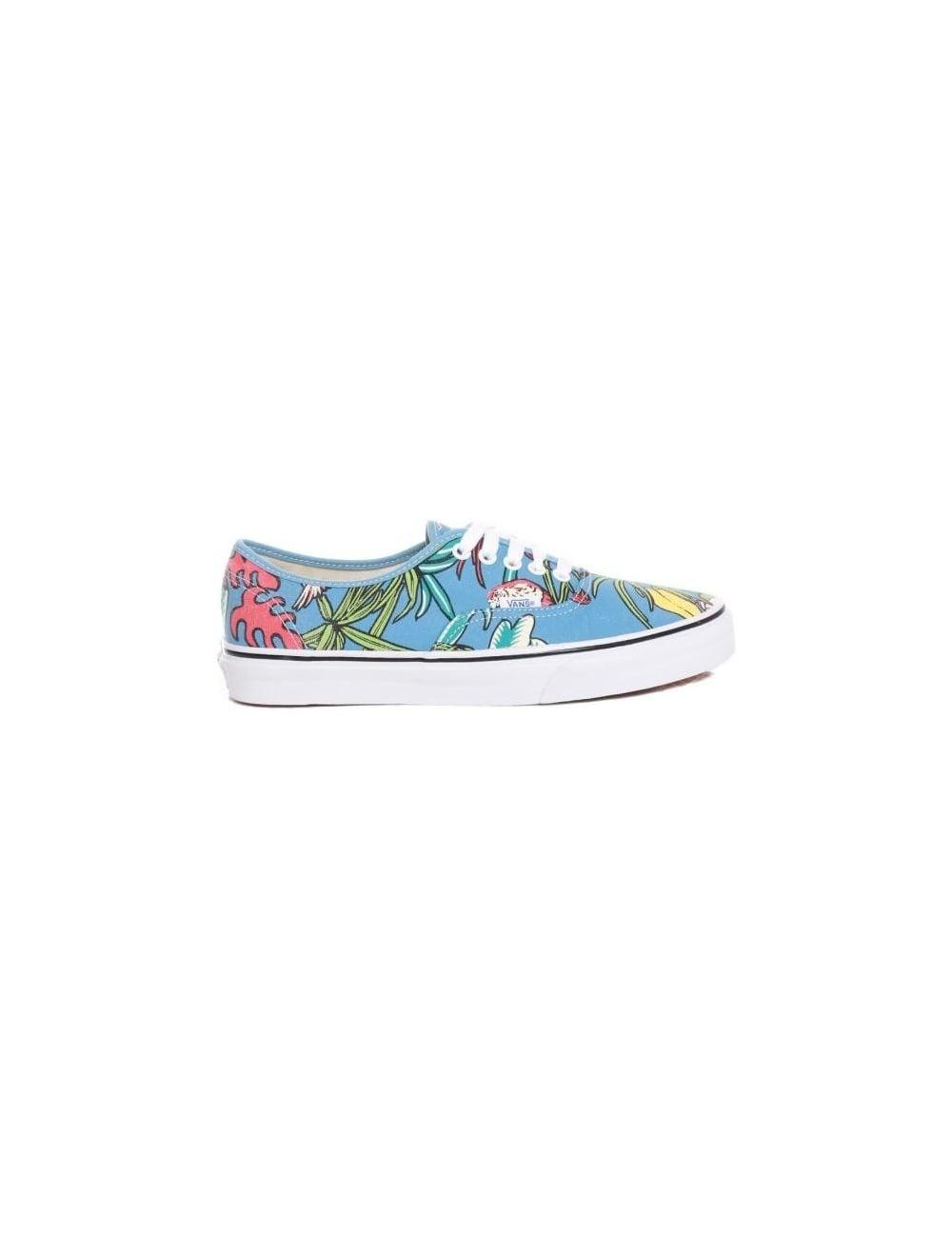 fc45405729 Vans California Authentic - Parrot (Van Doren) - Footwear from Fat ...