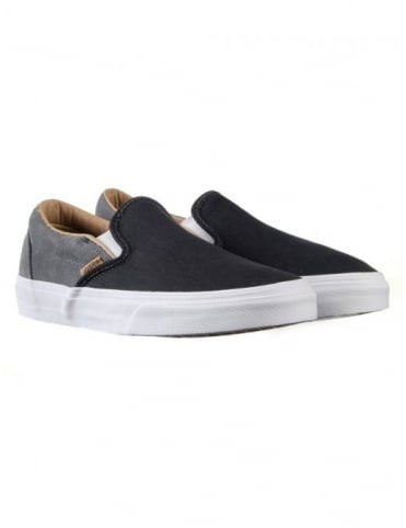 Vans California Classic Slip-On Shoes - Dark Shadow