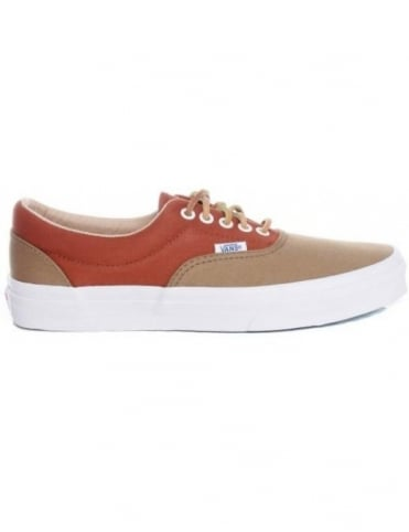 Era - Ermine/Ginger (Brushed Twill)