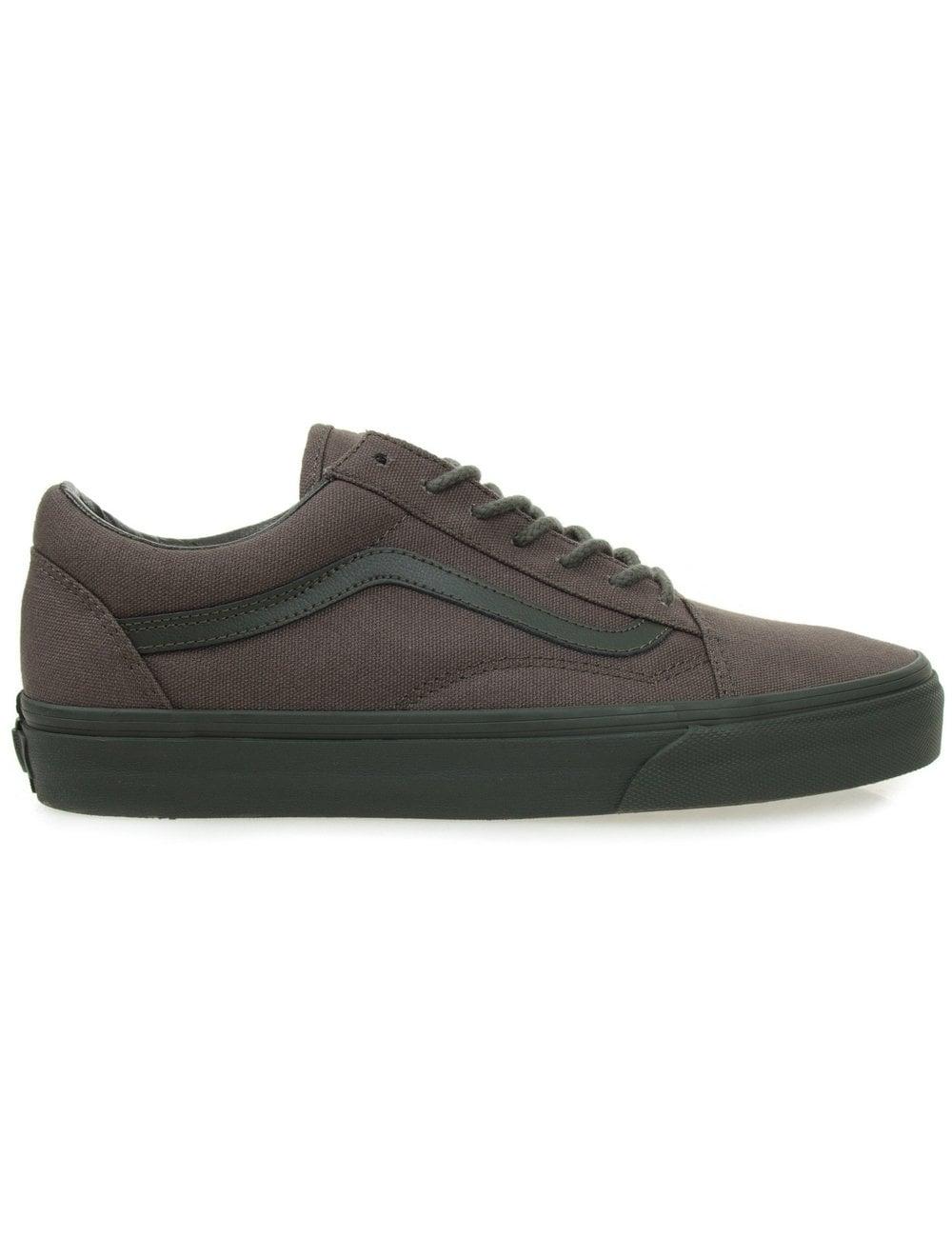 Vans California Old Skool Reissue - Forest Green - Footwear from Fat ... fb88518ace