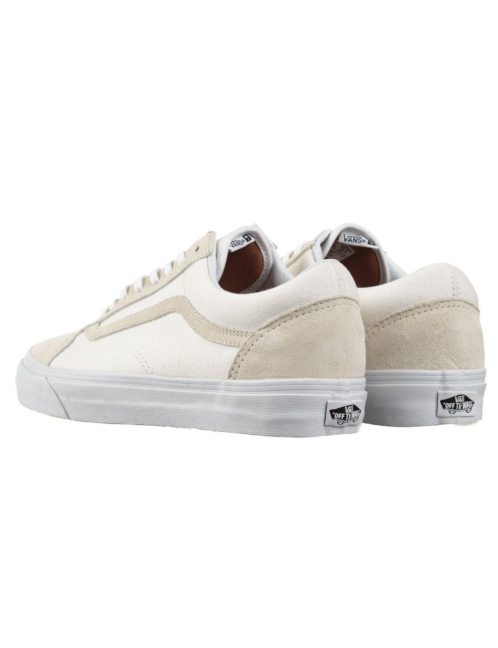 5bf61876f603 Vans California Old Skool Reissue Shoes - True White (Vansguard ...