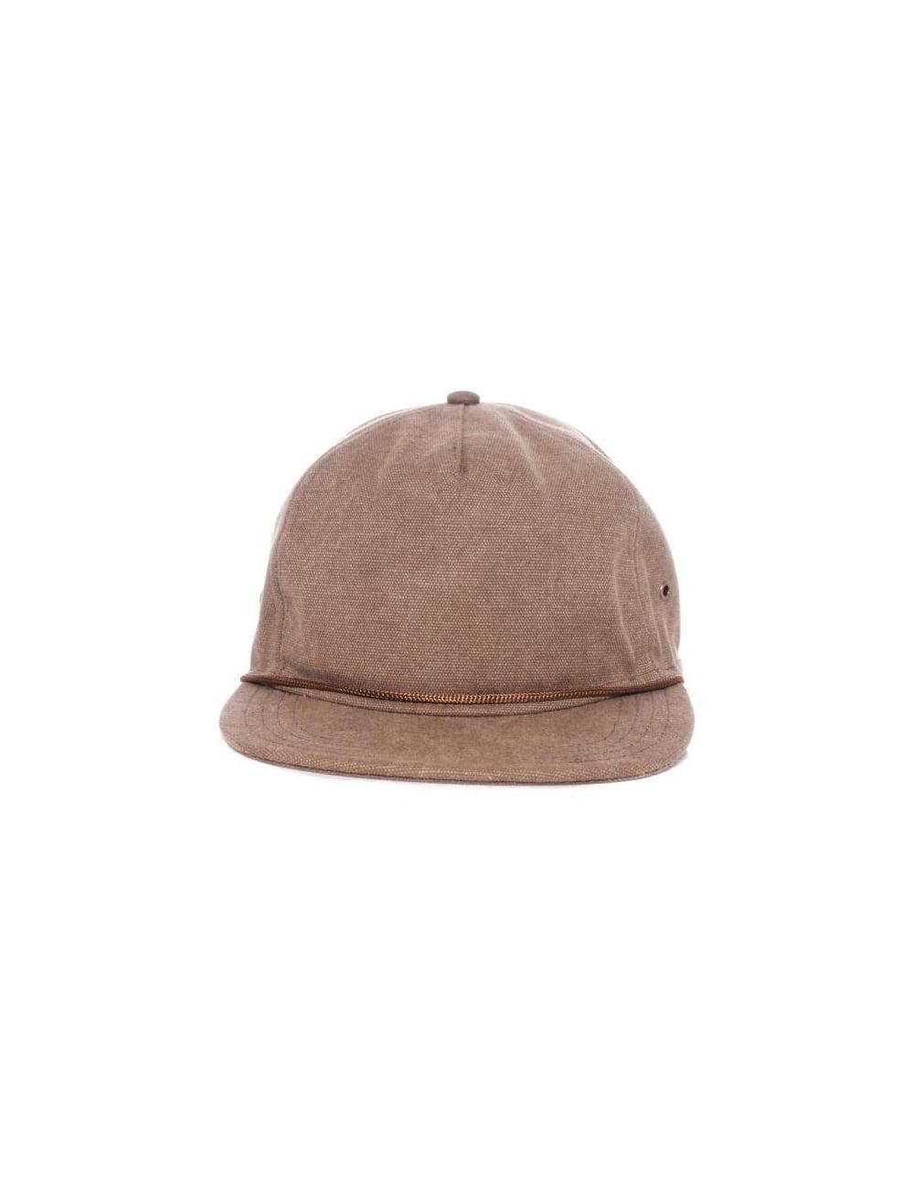 Vans California Redding Cap - Bison - Hat Shop from Fat Buddha Store UK 30083cf3205