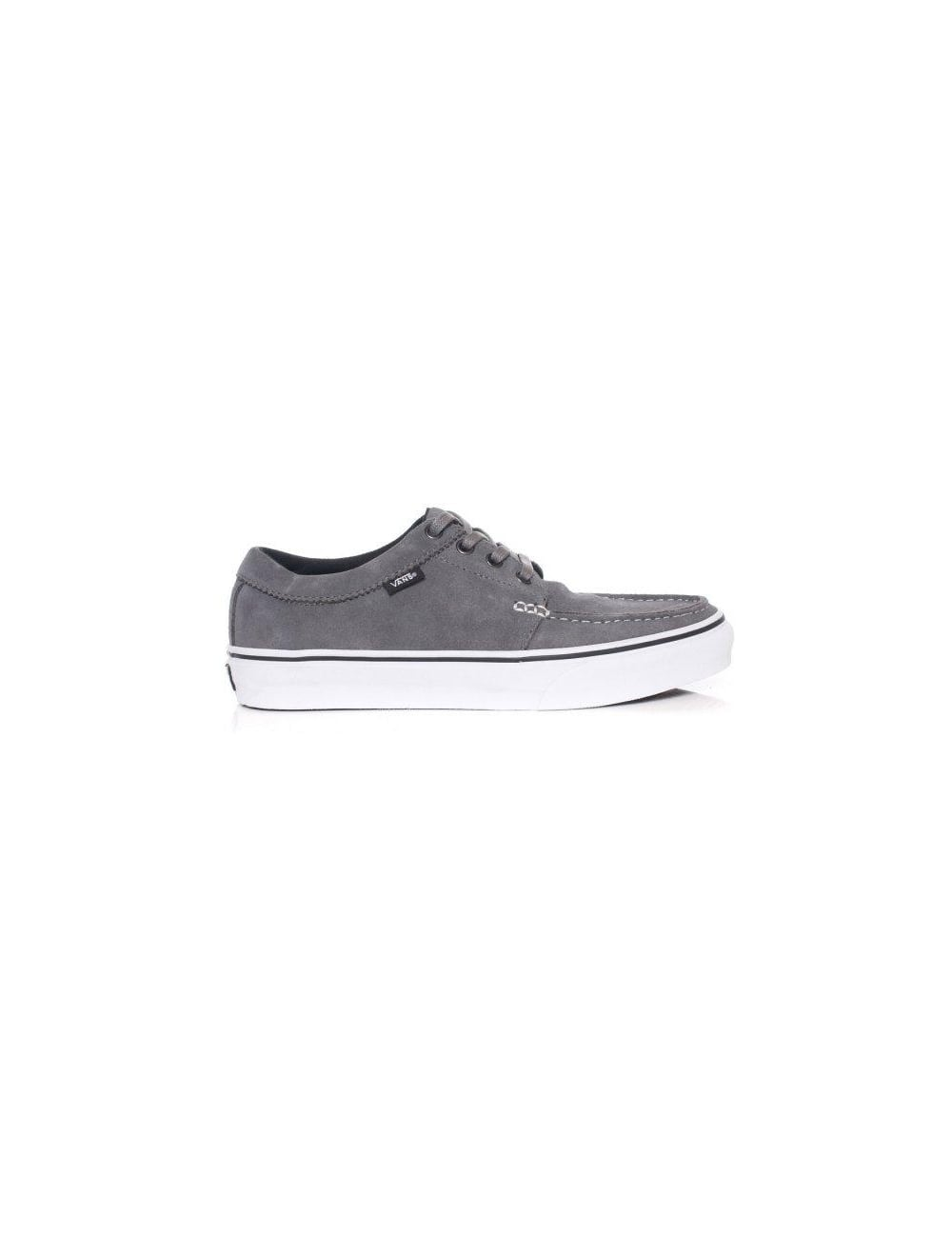 cf548a2ebc Vans Classics 106 Moc - Pewter (Suede) - Footwear from Fat Buddha ...