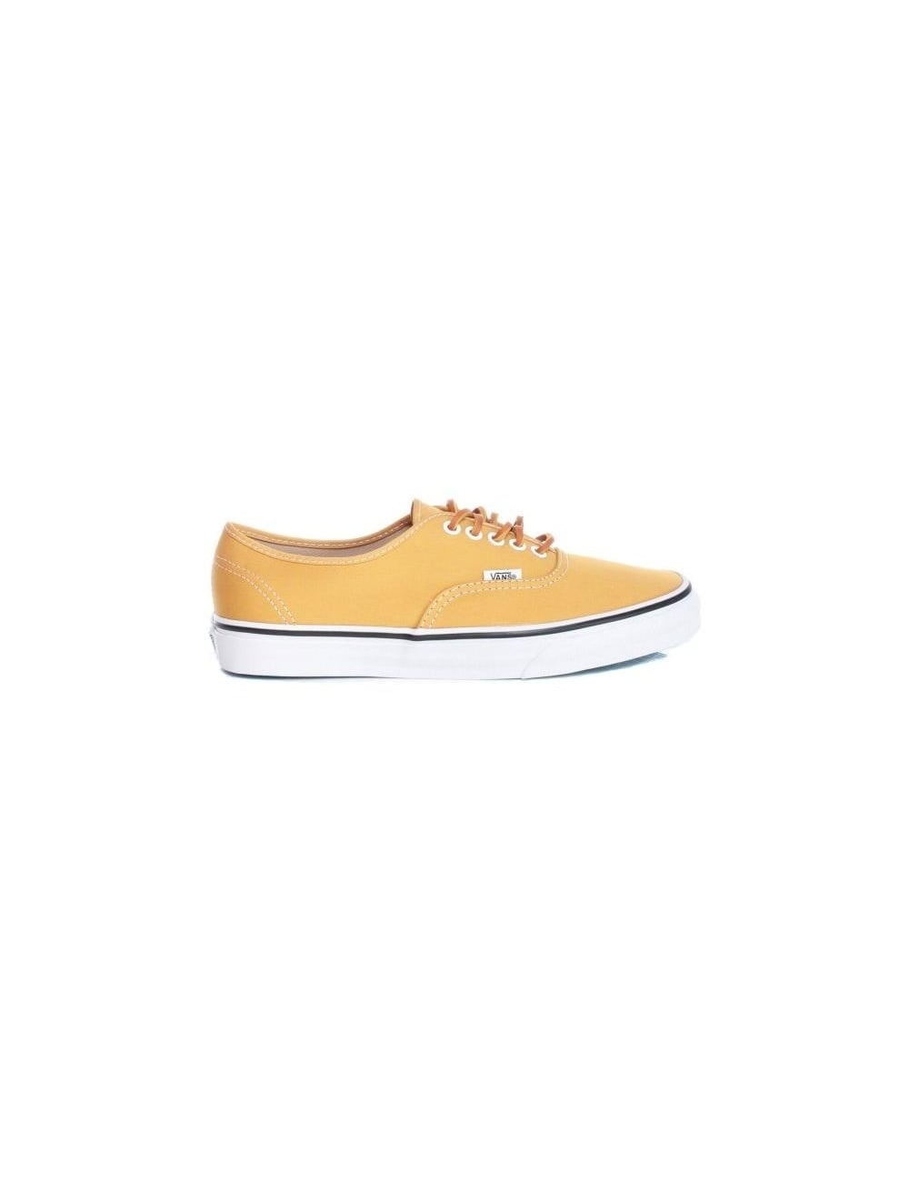 Vans Classics Authentic - Mineral Yellow (Brushed Twill) - Footwear ... eb166c27a