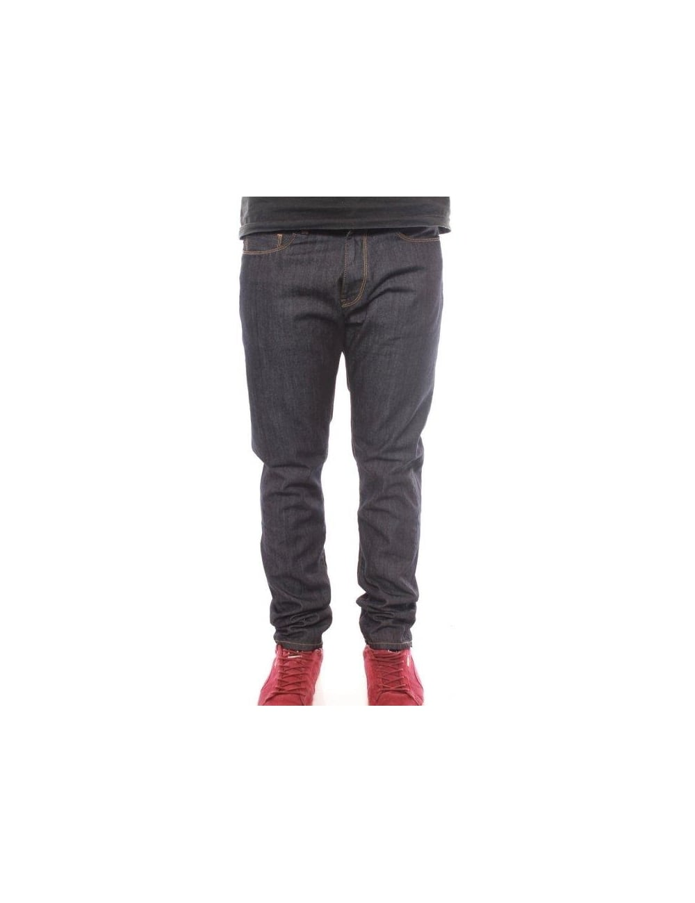1d37884e Carhartt WIP Vicious Pant - Blue Rinsed (Santa Monica) - Clothing ...