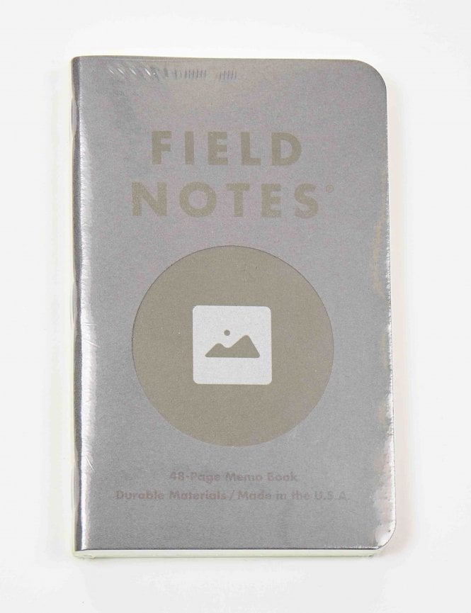 field notes vignette notebook  3 pack