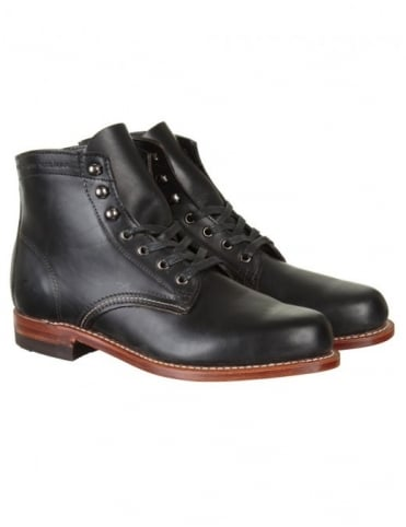 Wolverine 1000 Mile Boot - Black