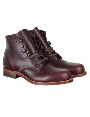 Wolverine 1000 Mile Boot - Cordovan No.8