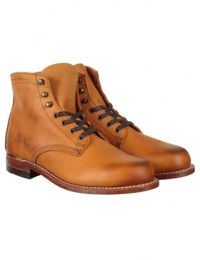 Wolverine 1000 Mile Boot - Tan