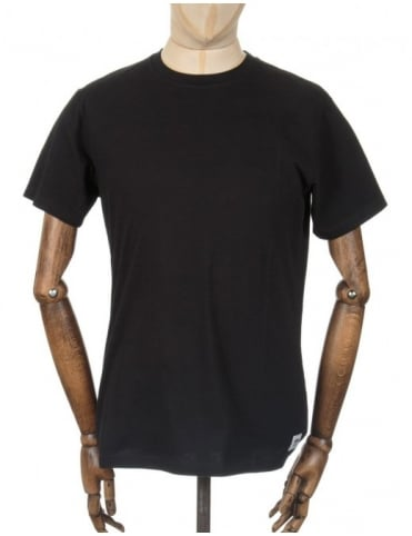 Wood Wood Basic T-shirt - Black