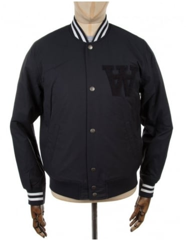 Billie Jacket - Navy