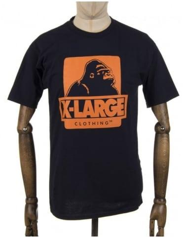 XLarge OG Logo T-shirt - Navy
