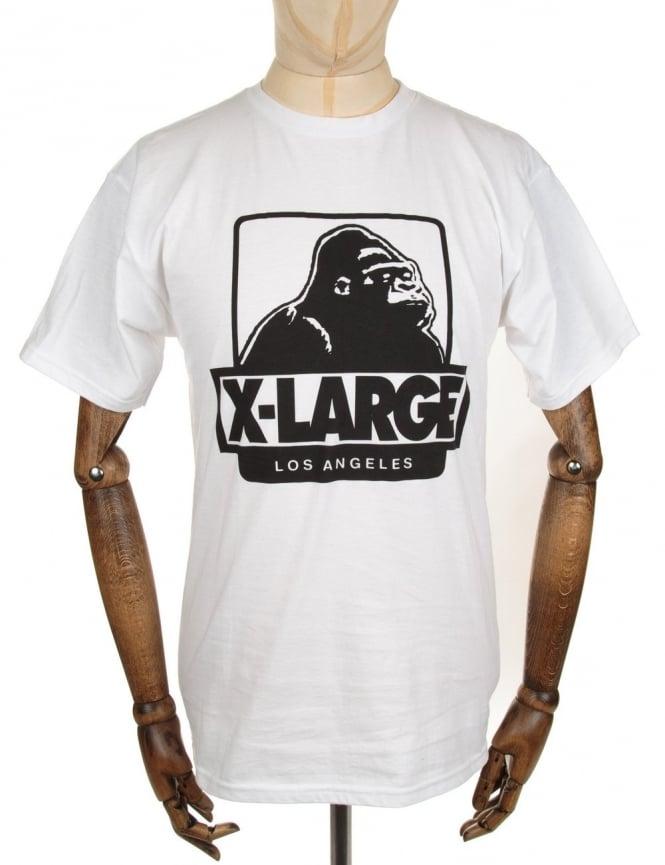 XLarge OG Tee - White