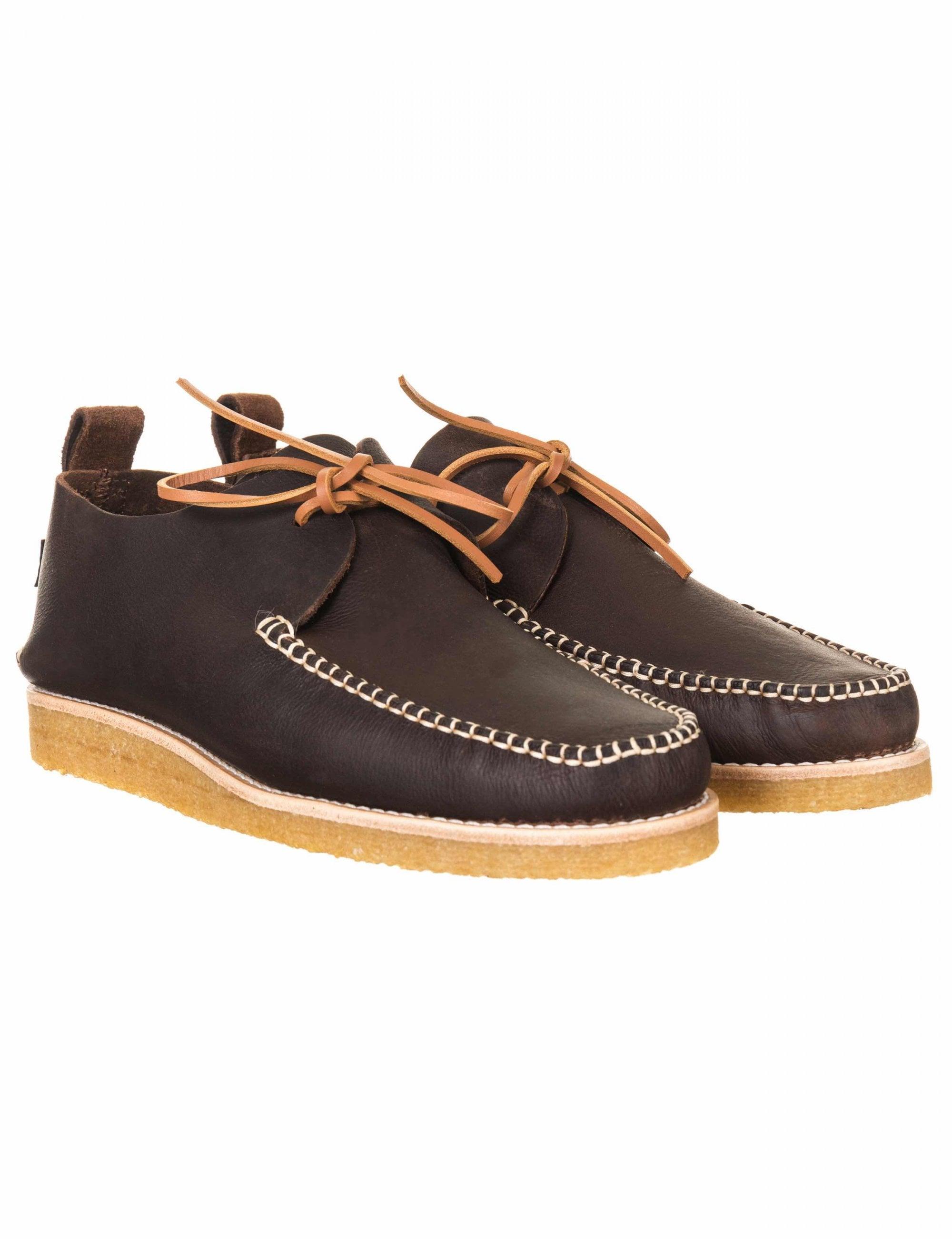 Yogi Footwear Lawson Leather Moccasin