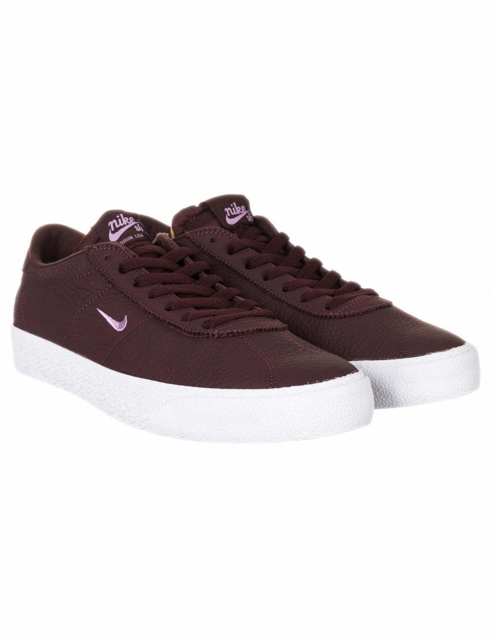 Nike SB Zoom Bruin Trainers - Mahogany